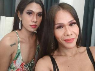 xLoveCam ExoticFuckableTransDuoX sex cams porn xxx